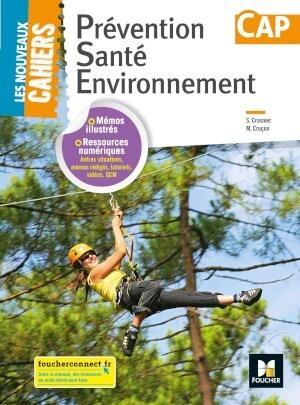 livre prevention sante environnement epreuve ecrite cap patissier