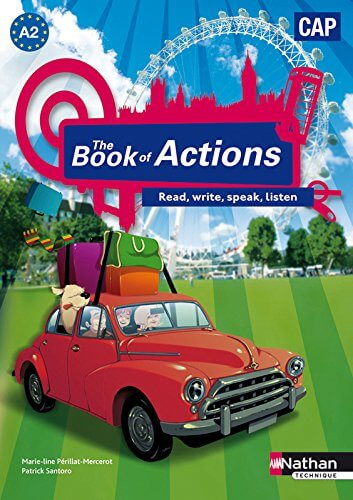 The Book of Actions - Anglais CAP A2 Patissier